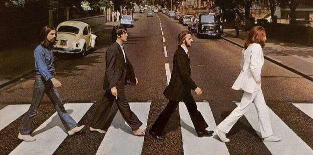 """El paso de cebra del disco de los Beatles ha sido declarado """"lugar de importancia nacional"""""""