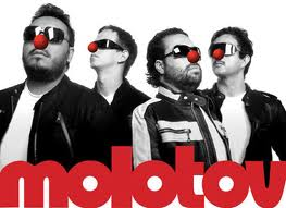Molotov, ¿no sabes todavia que estamos lokos? disco, gira y frijoles…