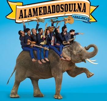"""Vamos a montar un poco de """"Jaleo"""" con el nuevo disco de Alamedadosoulna."""