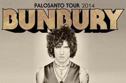 Bunbury cancela sus primeros 4 conciertos del PALOSANTO TOUR en España.
