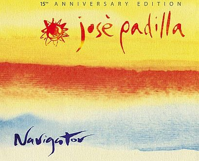 El maestro del Chillout, José Padilla, lanza la revisión de «Navigator» para celebrar el 15º aniversario.