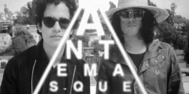 Nace una superbanda de la fusión de Red Hot Chilli Peppers, The Mars Volta y At the Drive-In, llegan ANTEMASQUE. Tracklist y GIRA.