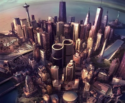 "Foo Fighters, presentan el video single  ""Something From Nothing"", avance de su nuevo disco Sonic Highways."