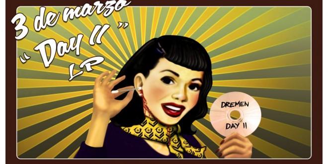 """""""Day II"""" el nuevo Lp del Colectivo DREMEN, ya en la calle. Rap y dancehall."""