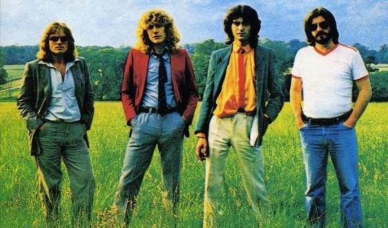 Ya puedes escuchar SUGAR MAMA, la canción inédita de Led Zeppelin