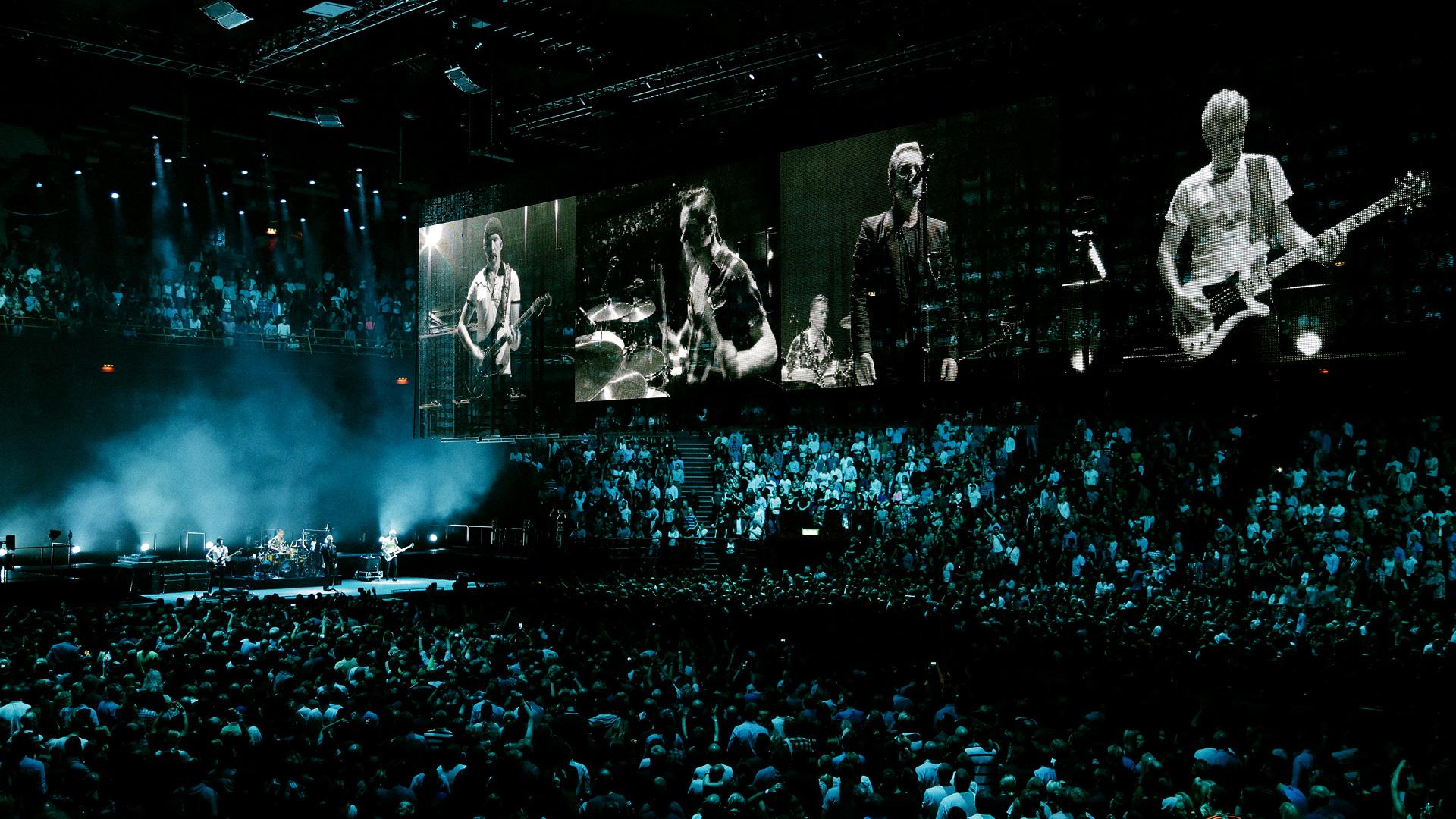 U2 Innocence + Experience Live In Paris