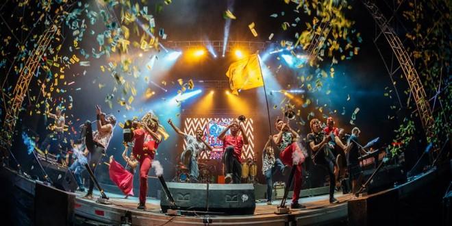 Nuevo Cd+DVD de LA GRAN PEGATINA LIVE 2016 el 7 de Octubre 2016