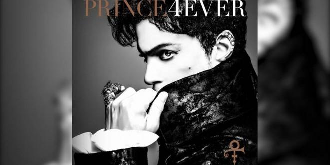 "Hoy se publica""Prince4ever"" el disco doble postumo de PRINCE"