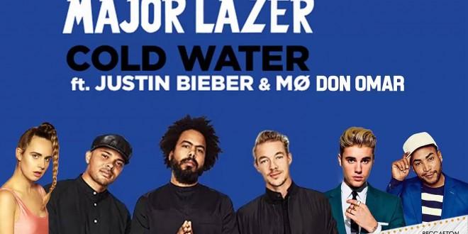 """Don Omar, remezcla el  """"Cold Water""""  de MAJOR LAZER ( Justin Bieber y MØ)"""