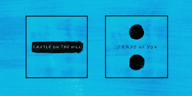Dos nuevos singles de ED SHEERAN, avance de su nuevo disco.