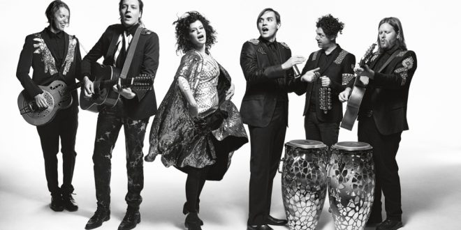 "ARCADE FIRE colaboran con MAVIS STAPLES en un nuevo single benéfico ""I GIVE YOU POWER"""