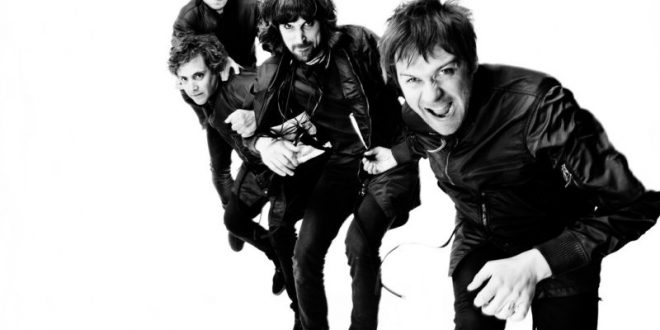 "'You're In Love With A Psycho' de KASABIAN anticipa su nuevo álbum ""For Crying Out Loud!"""