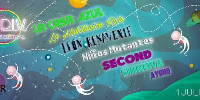VI EMDIV Music Festival – Sbd 1 Julio 2017 – Elda (Alicante)