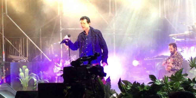 Manolo García, anuncia su 1er disco en directo, para el 6 de Octubre 2017.