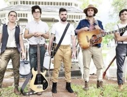 """Morat y Juanes juntos en un nuevo hit """"Besos en Guerra""""."""