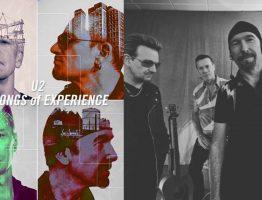"""El nuevo disco de U2 """"Songs of Experience"""" a la venta el 1 de Diciembre."""