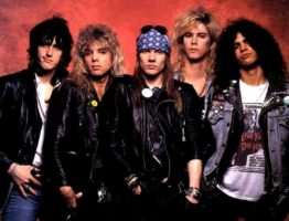 Guns N´Roses lanzan el 29 de junio Appetite For Destruction: Locked N' Loaded Edition