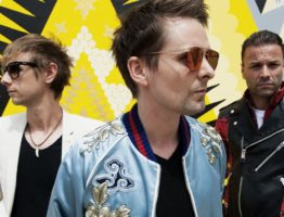 Nuevo single de MUSE «Something Human»