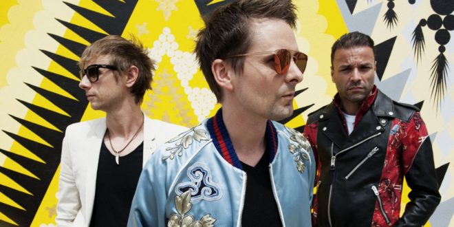 "Nuevo single de MUSE ""Something Human"""
